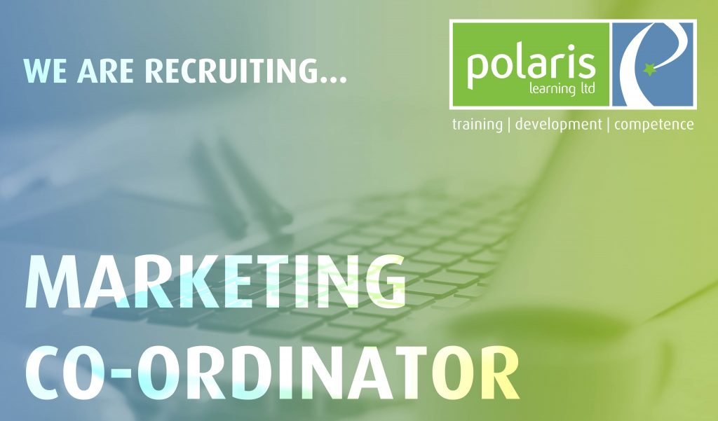 Recruiting a Marketing Co-ordinator